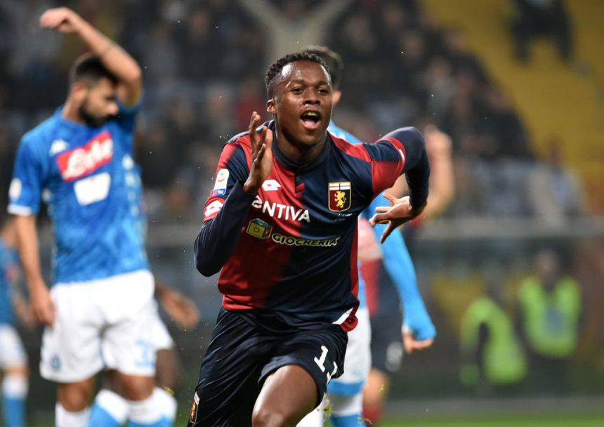Kouamé calciomercato Roma