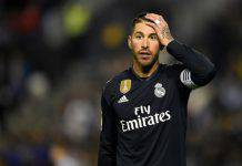 Sergio Ramos Real Madrid doping