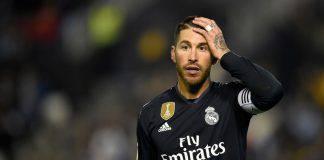Sergio Ramos Real Madrid doping