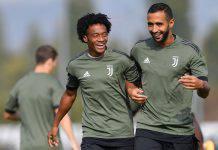 Cuadrado Benatia rinnovi Juventus