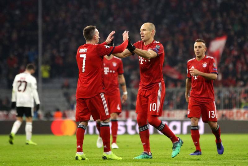Robben Calciomercato