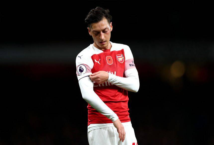 Ozil in uscita: Arsenal pronto a pagare parte dell'ingaggio