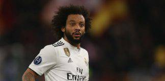 Marcelo Real Madrid Juventus de Ligt