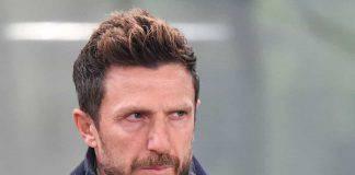 Calciomercato Roma esonero Di Francesco Bologna esonero Inzaghi Frosinone esonero Longo Paulo Sousa Donadoni De Biasi Baroni