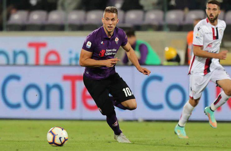 Calciomercato Juventus Pjaca Fiorentina risoluzione prestito gennaio