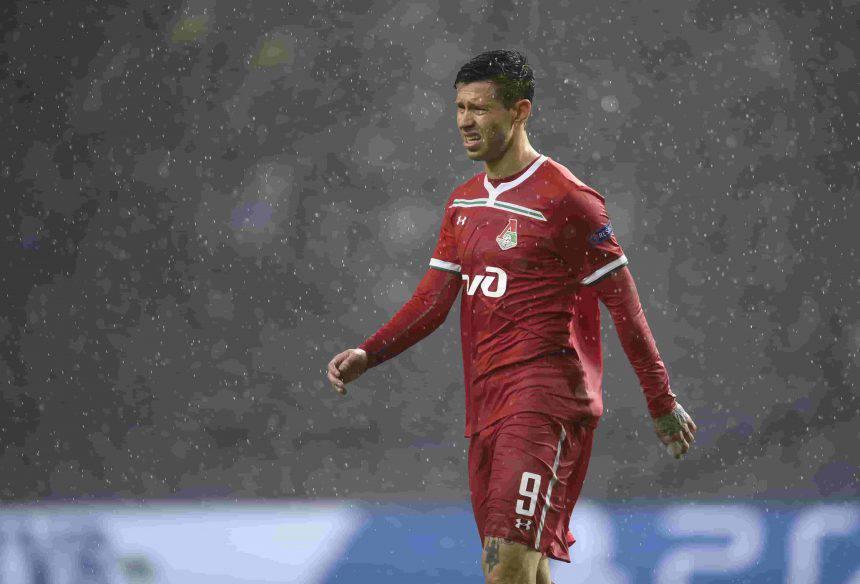 Smolov Calciomercato Roma
