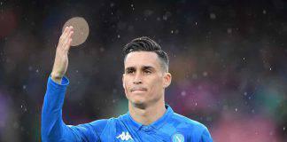 Calciomercato Napoli Callejon rinnovo contratto scadenza 2020