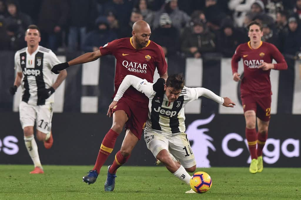 Calciomercato Roma Nzonzi Cina