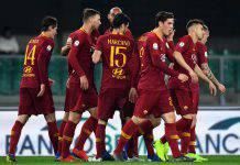 Formazioni ufficiali Roma-Porto