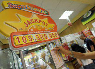 SuperEnalotto Lotto 10eLotto jackpot