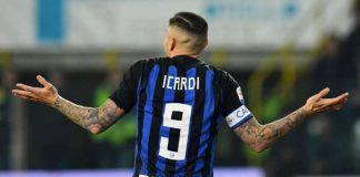 Mauro Icardi infortunio