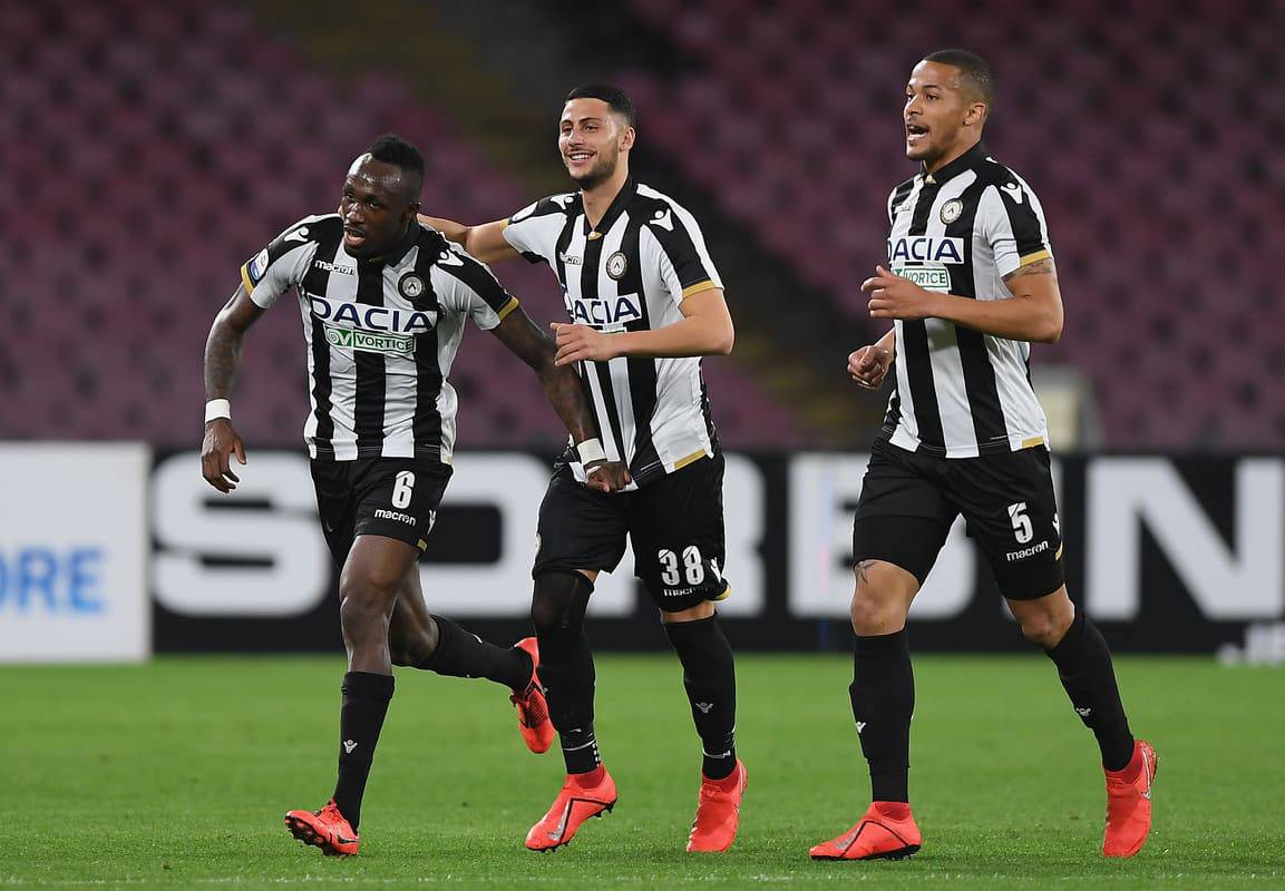 Serie A, highlights Udinese-Genoa 2-0: tabellino, video ...