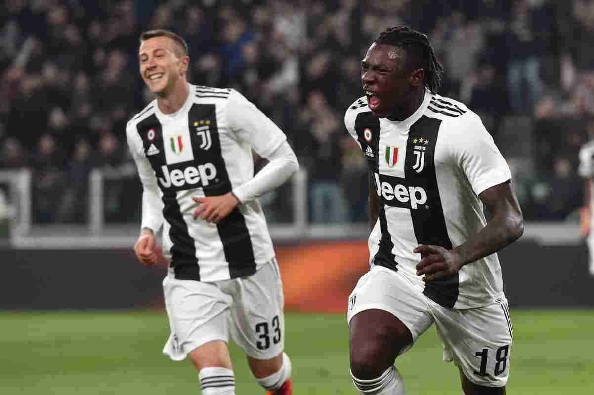 Kean Juventus calciomercato
