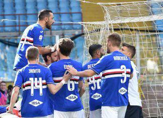 Highlights Sampdoria-Lazio