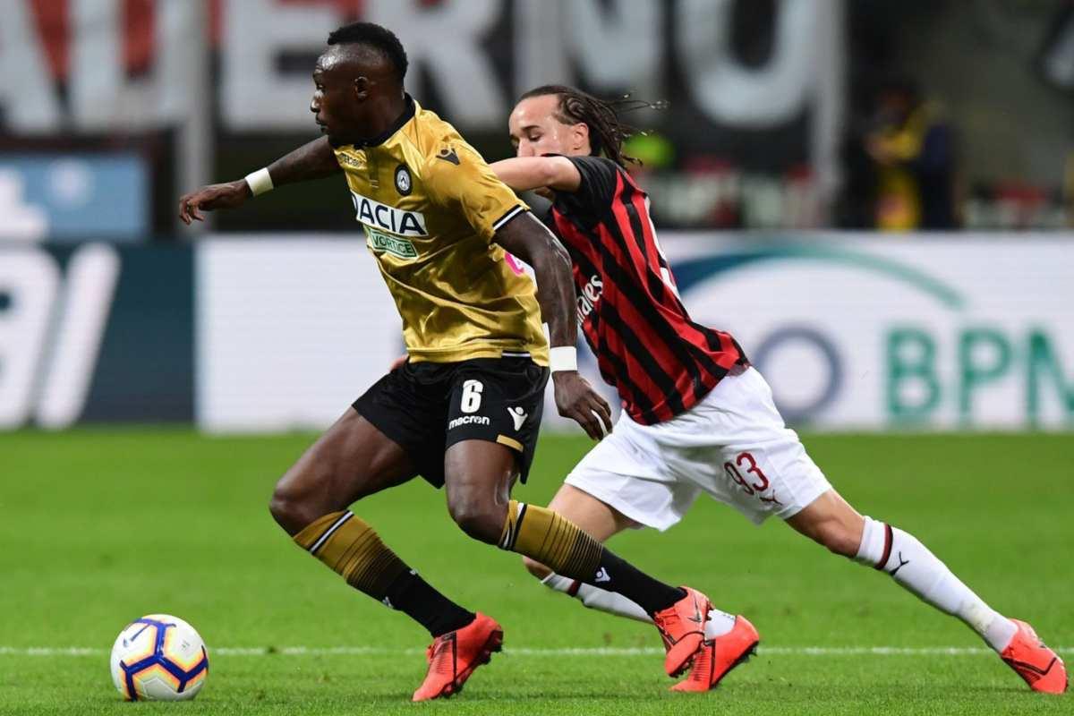 Calciomercato Milan Fofana
