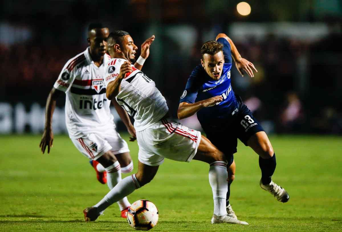 Calciomercato Roma Bruno Peres