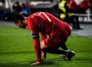 Infortunio Ronaldo