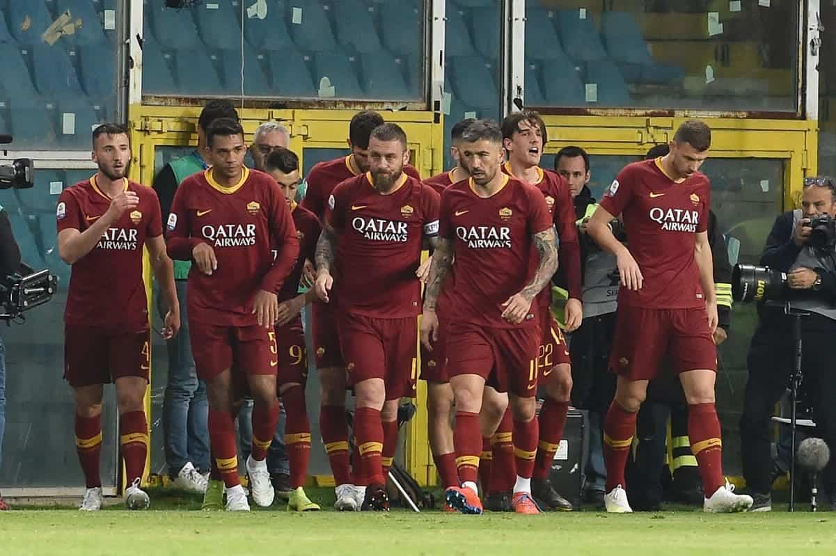 Roma-Cagliari streaming
