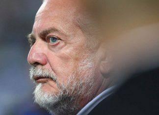 calciomercato napoli ancelotti everton mertens de laurentiis