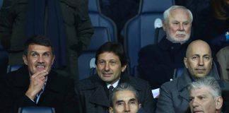 Gazidis Maldini Milan