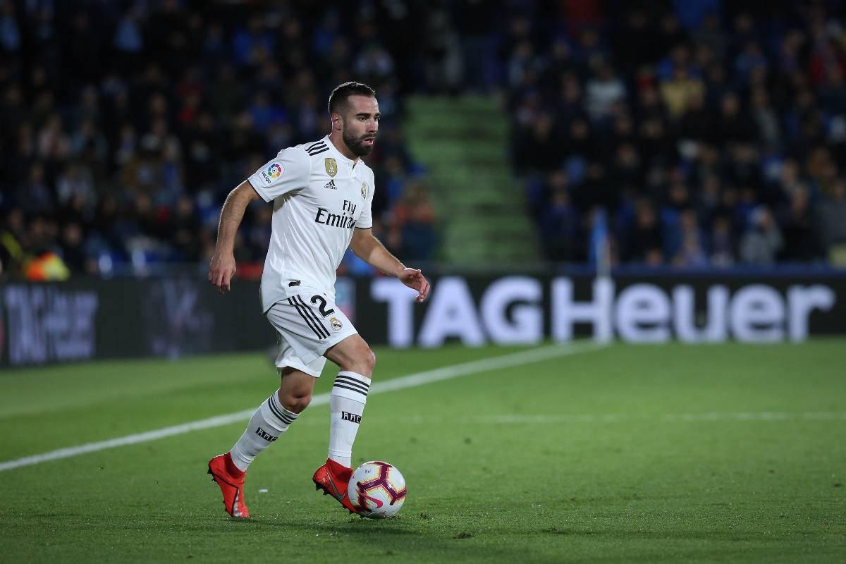 Juventus Carvajal Hysaj