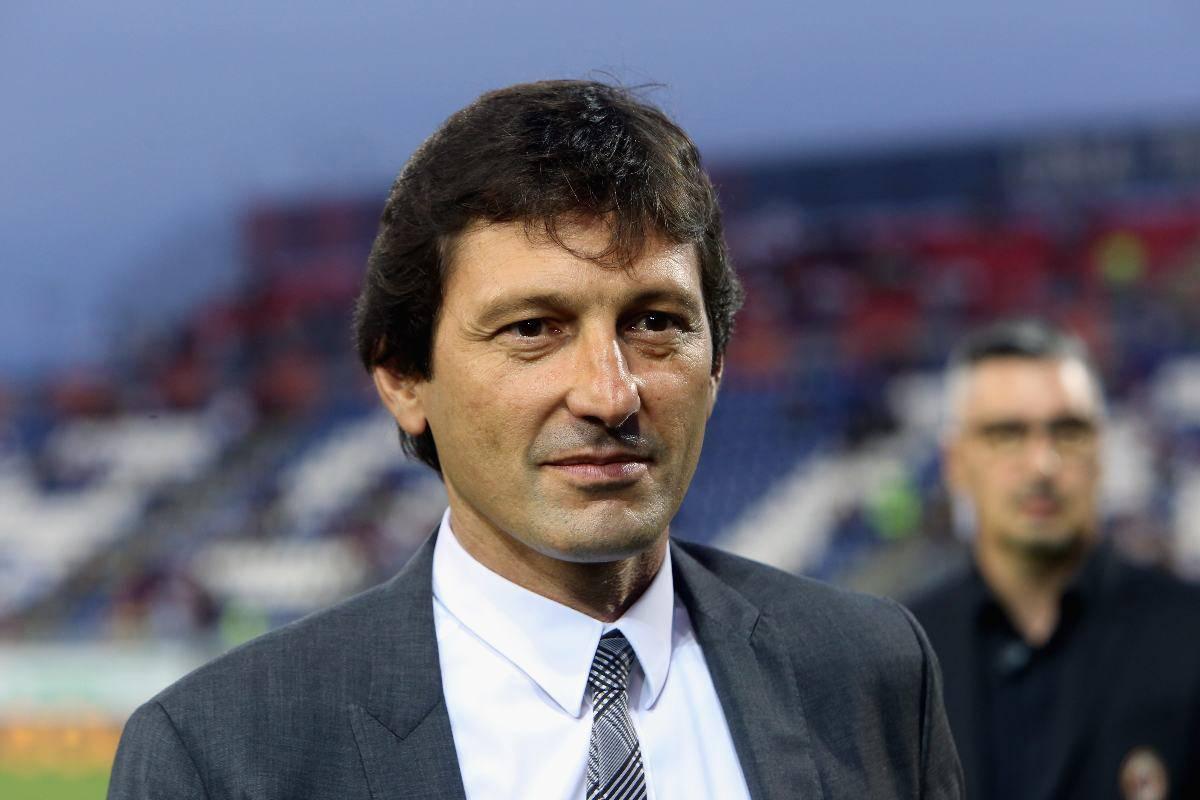 Calciomercato Lazio Psg Leonardo Milinkovic