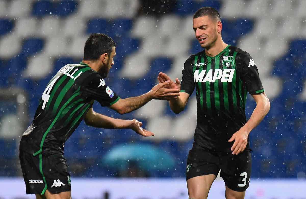 calciomercato Milan Demiral Juventus Upamecano