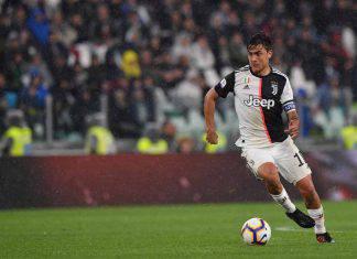 Juventus Dybala Manchester United Pogba