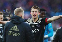 calciomercato Juventus De Ligt Ajax