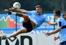 calciomercato Lazio Lotito Milinkovic-Savic Manchester United PSG