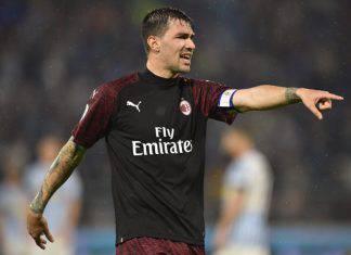 Alessio Romagnoli Milan (Getty Images)