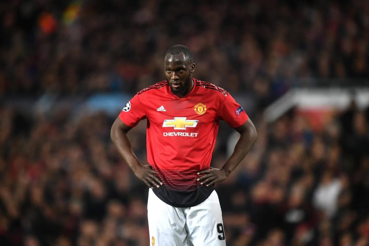 calciomercato Inter Lukaku Marotta Manchester United