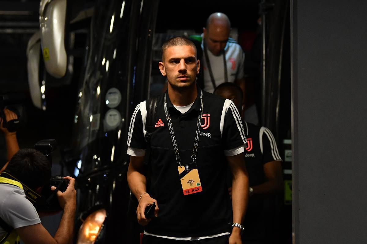 Milan Demiral Juventus