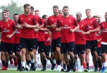 calciomercato Milan Upamecano Lovren