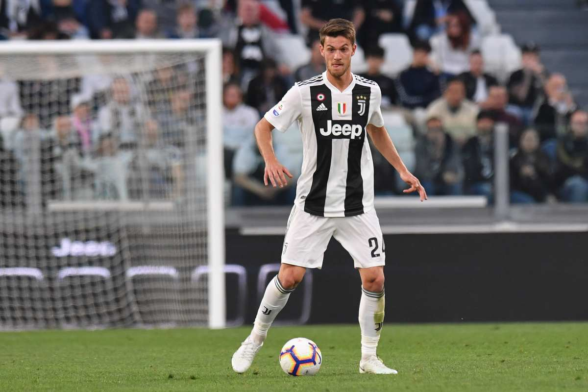 Rugani, principio di accordo tra Juventus e Roma