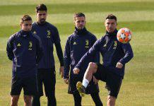 Milan Khedira Juventus