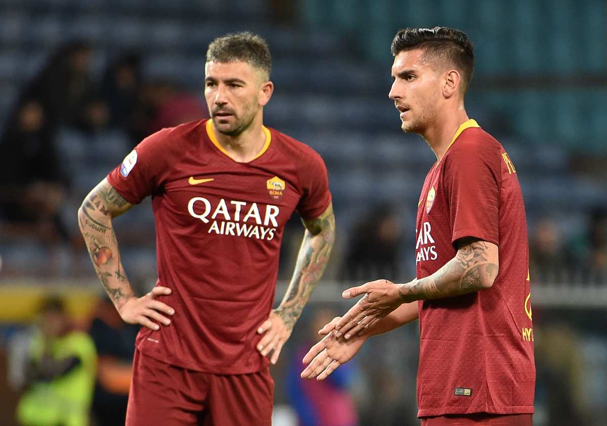 Highlights Roma-Genoa