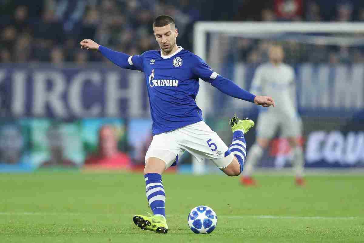 Nastasic Roma Schalke 04