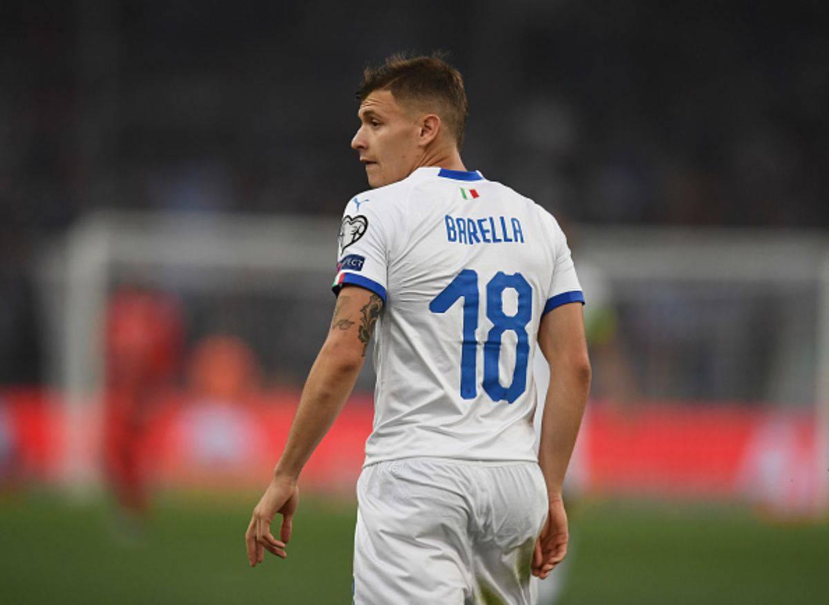 Nicolò Barella Inter (Getty Images)