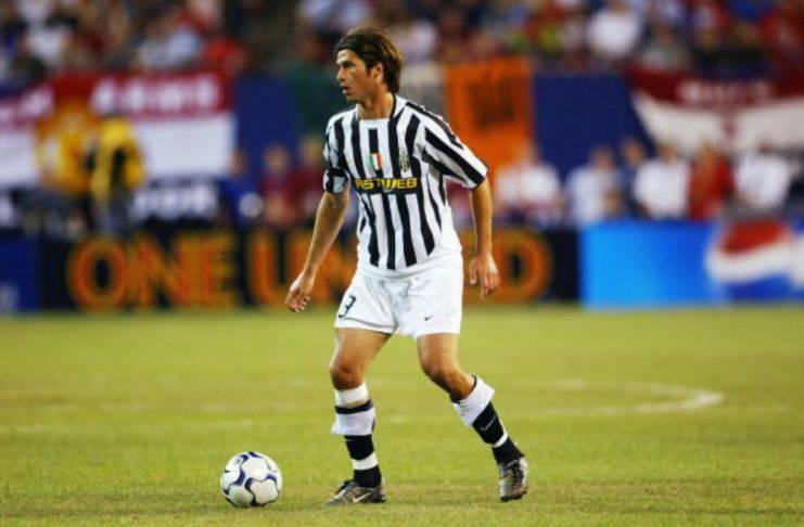 Alessio Tacchinardi ex Juventus (Getty Images)