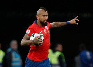 Arturo Vidal Inter (Getty Images)
