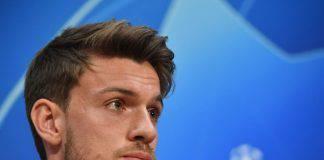 Juventus rugani coronavirus Serie A