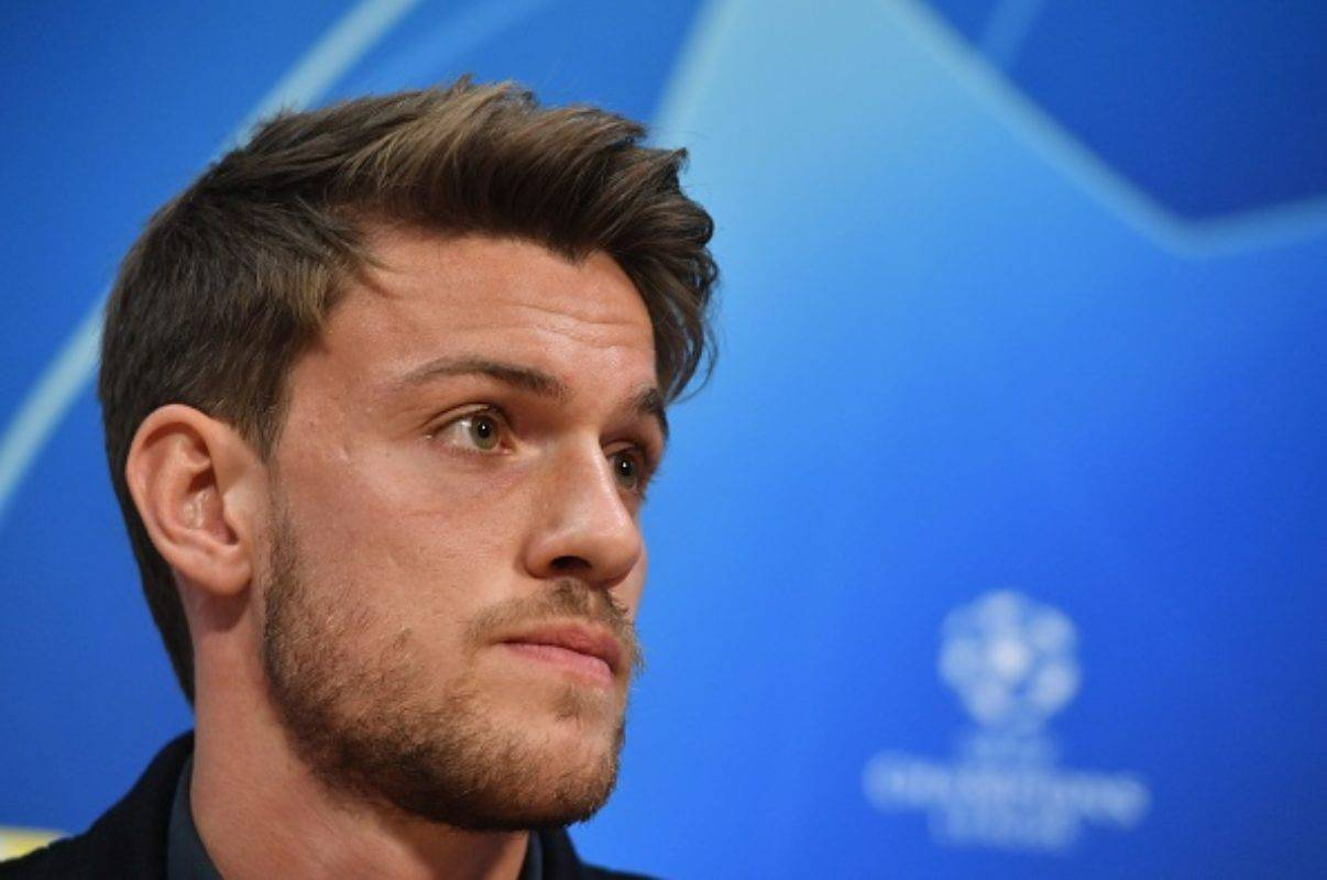 Calciomercato Juventus agente Rugani Roma