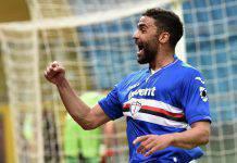 Defrel Sampdoria Roma