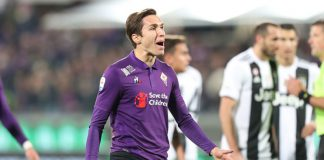 Federico Chiesa Juventus Inter (Getty Images)