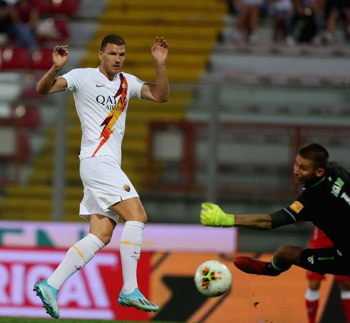 Calciomercato inter roma dzeko