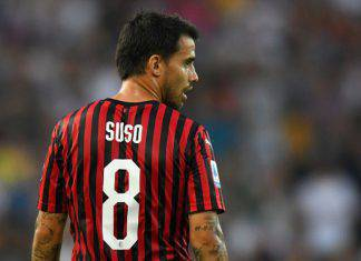 Highlights Milan-Spal Suso