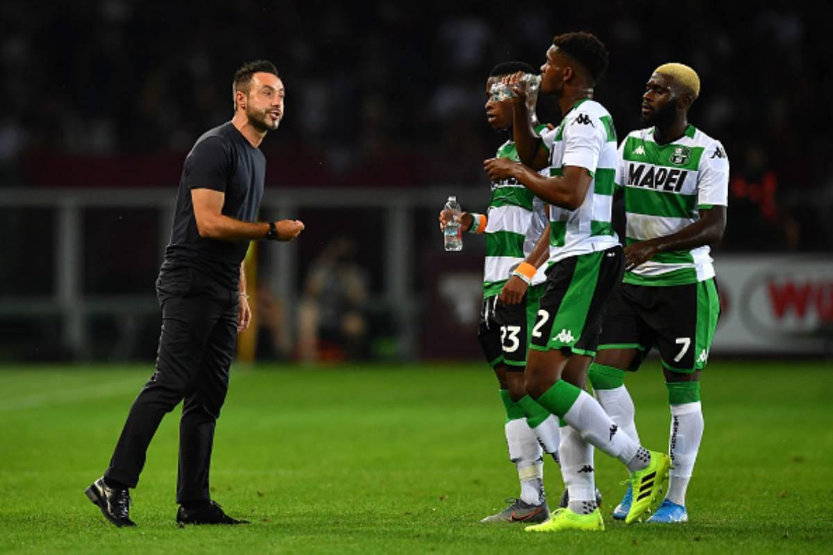 Highlights Sasuolo-Sampdoria