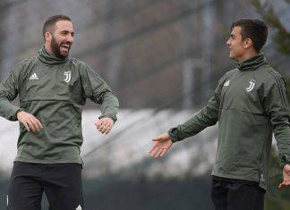 Gonzalo Higuain e Paulo Dybala (Getty Images)