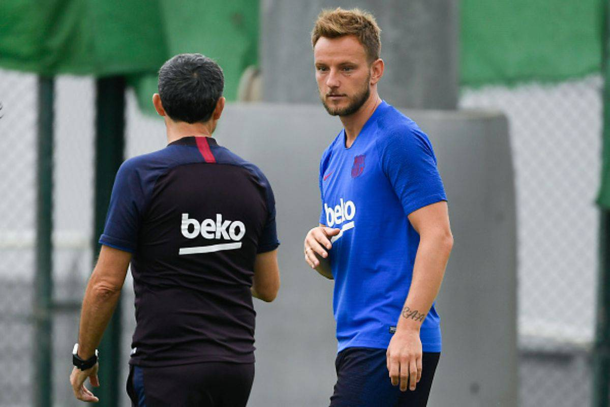 Inter Rakitic Matic